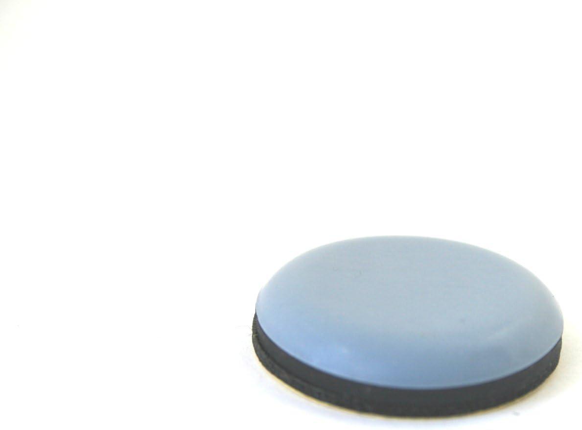 16 x Patin glisseur en teflon autoadh/ésif patins pour chaises et autre meubles /… 38 x 10 mm