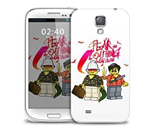 Fear And Loathing In Vegas Logo Samsung Galaxy S4 GS4 protective phone case