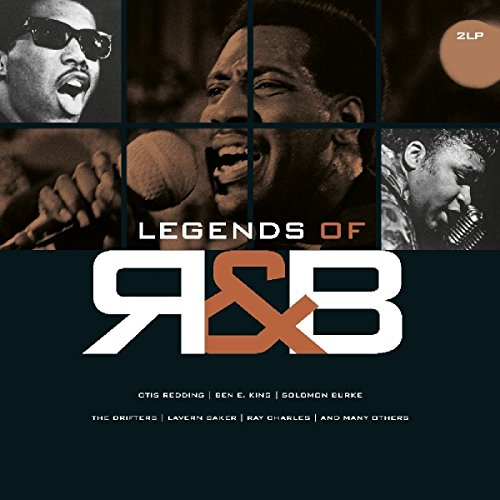 (Legends Of R&B / Various)