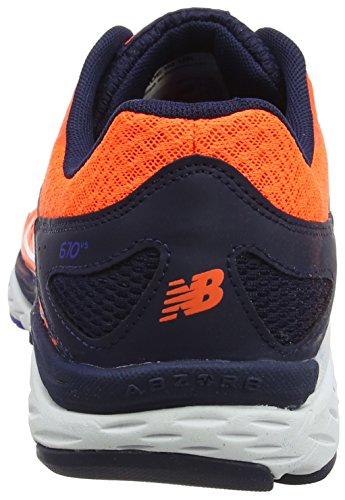New para Navy Running Balance Orange Hombre M670v5 Naranja de Zapatillas 4ZwvrxR4q