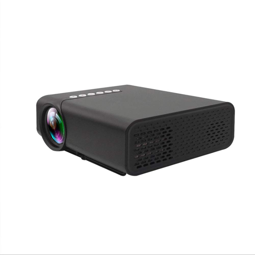 YFQH Mini Proyector,Proyector portátil LED HD 1080P de 1800 ...