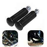 XFMT Passenger Rear Foot pegs Footrest Pedals For Harley Sportster XL 48 72 2004-2013