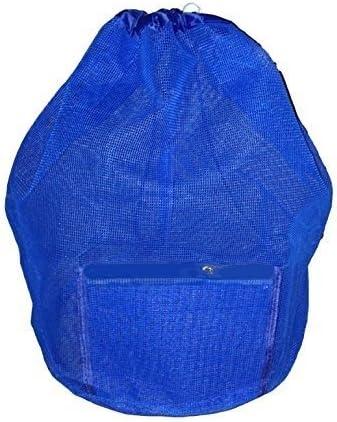 Boat Bag Coated Mesh Sport Utility Drawstring Sling Beach Swim