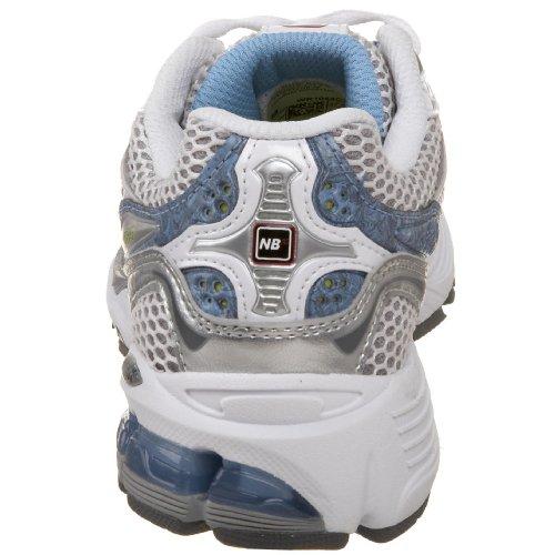 Da Wr1064cu Corsa Donna Balance blue white silver Scarpe New Weiss nt5PIXwqnx