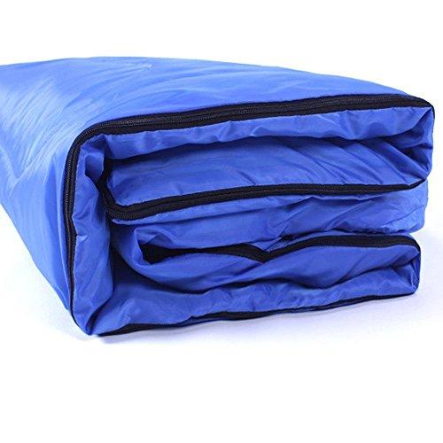 Rusee Warm Adult Envelope Sleeping Bag Outdoor Sports ...