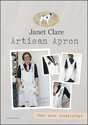 Vintage Apron Sewing Patterns - JANET CLARE