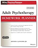 Adult Psychotherapy Homework Planner (PracticePlanners)