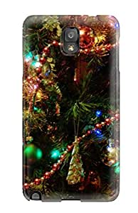 NliSGnL2487boTeN Renita J Taylor Holiday Christmas Durable Galaxy Note 3 Tpu Flexible Soft Case