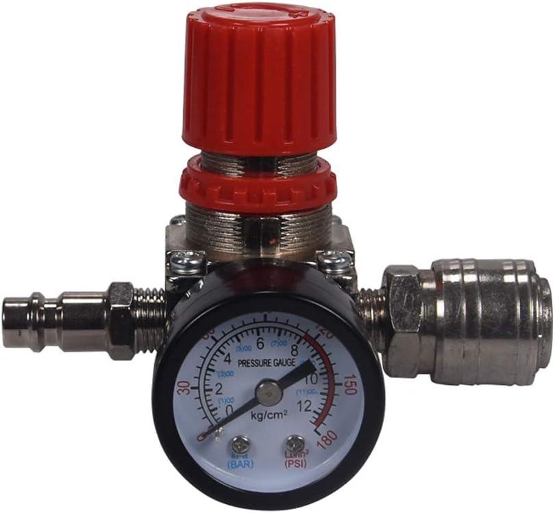 Air Compressor Pressure Regulator 1/4
