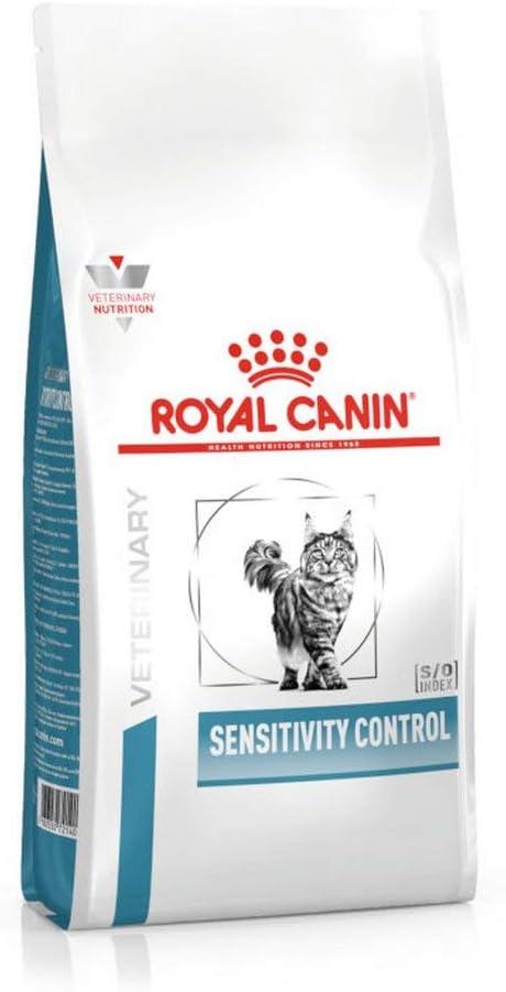 Royal canin sensitivity control dieta para gatos