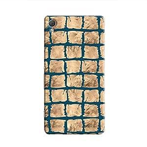 Cover It Up - Rock Dark Blue Break Xperia Z3 Hard Case