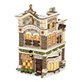 Department 56 New England Village The Dirty Owl Lit House, 6.7 inch