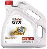 Castrol GTX Engine Oil 15W-40 A3/B3 4L