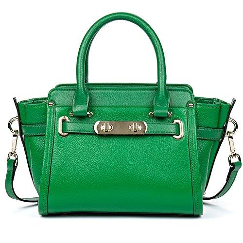 NAWO Leather Designer Handbags Shoulder Tote Top-handle Cross Body Bags Clutch Purse for Women (Discount Designer Bags)