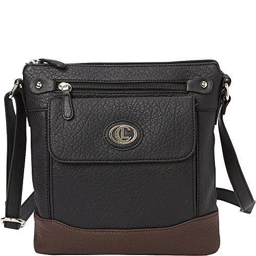 aurielle-carryland-romano-crossbody-black-brown