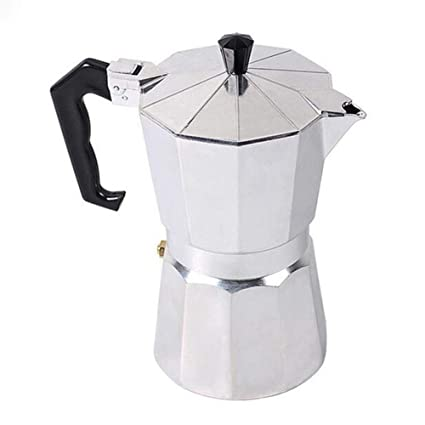 Amazon.com: J&ULIM Italian Espresso Maker, Aluminium Moka ...