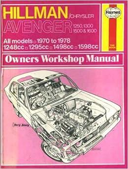 Renault 5  1972-1978 Haynes Owners Workshop Manual