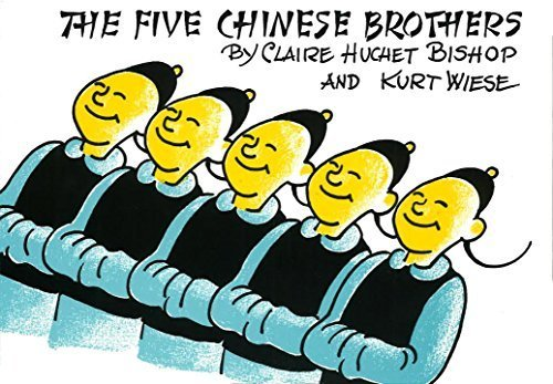 The Five Chinese Brothers by Bishop, Claire Huchet (1938) Hardcover (The Five Chinese Brothers By Claire Huchet Bishop)
