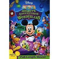 Disney Mickey Mouse Clubhouse: Las aventuras de Mickey en el país de las maravillas