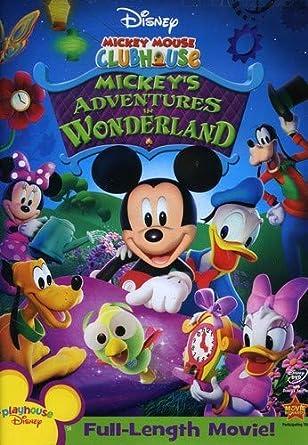 Amazon.com: Disney Mickey Mouse Clubhouse: Mickeys ...