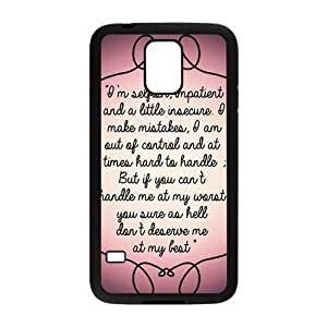 Artistic note Cell Phone Case for Samsung Galaxy S5 by runtopwell