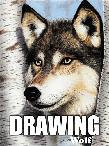 Drawing Wolf by