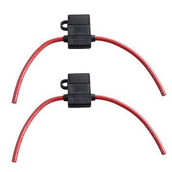 E Unterstützung ™ 2 10 Gauge ATC Sicherungshalter Sicherung Inline ...