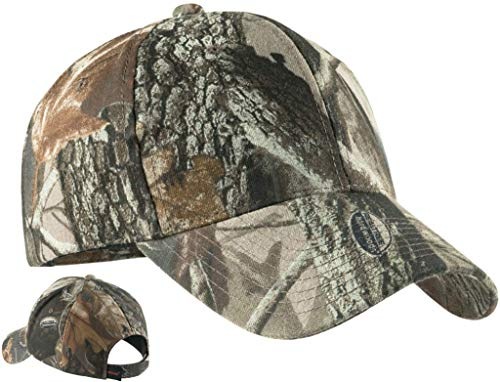 Joe's USA - Realtree Hardwood Camouflage Cap with Solid for sale  Delivered anywhere in USA