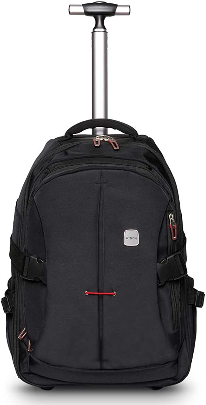best lightweight rolling backpack for college students