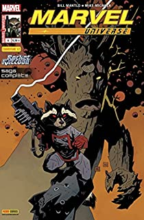 Rocket Raccoon & Groot: The Complete Collection par Mantlo