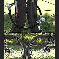 Lolypot Candado de Bicicleta Antirobo Candado de Cable Cadena ...