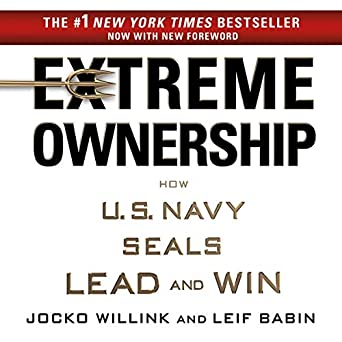 Extreme ownership navy seals