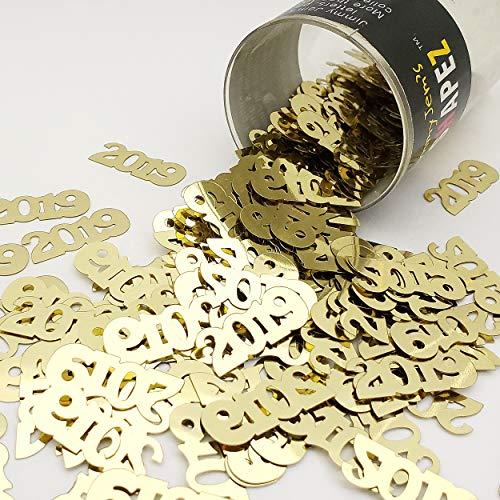 (Confetti Year 2019 Gold - 2 Half Oz Bags (1 oz) (7262))