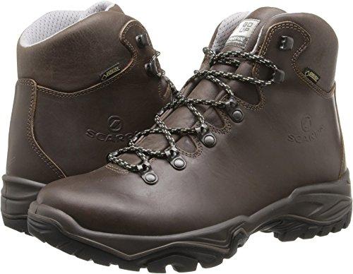 Brown Terra Camminano Gtx Donne Scarpa Shoe Che Delle pHwATqYP