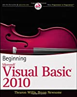 Beginning Visual Basic 2010 Front Cover