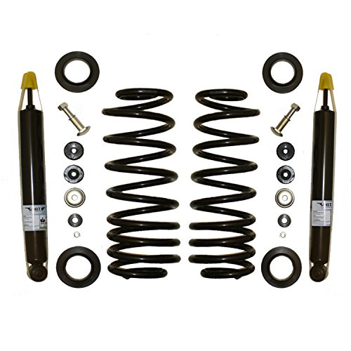 03c Rear Air Spring to Coil Conversion Kit (Kit Lincoln Town Car)