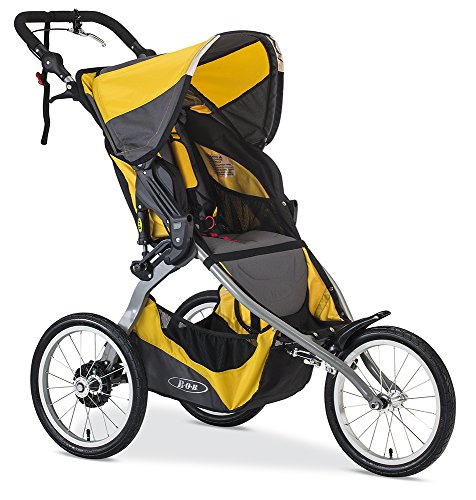 BOB 2016 Ironman Jogging Stroller, Yellow by BOB