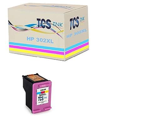 TCS Ink: HP 302 X L color cartuchos de tinta compatible con ...