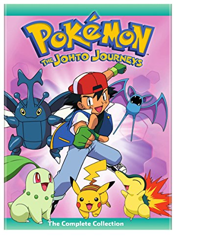 Pokemon: The Johto Journeys - The Complete Collection (Pokemon 3 Movie)