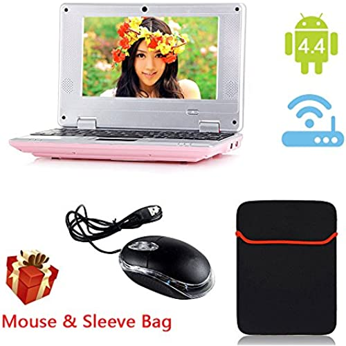 eForprice 7 Mini Notebook Laptop Netbook Android 4.2 4GB Storage VIA 8880 Cortex-A9 1.2ghz Wifi Windows Hd Solid Coupons