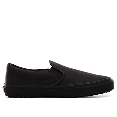 Vans Unisex Classic Slip-ON UC (Made for The Makers) Black/Black/Black | Shoes