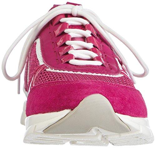 Geox D Sukie B - Zapatillas para mujer rosa - Pink (FUCHSIAC8002)