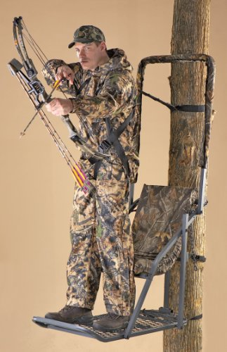 Guide Gear Extreme Comfort Hang On Tree Stand by Guide Gear