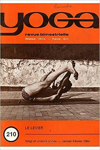 Lire un livre électronique Le levier Yoga N°210 / 1984 / Collectif en français iBook