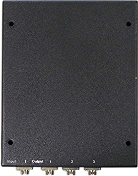 Televes OVT3N Divisor de señal para cable coaxial Negro cable divisor y combinador - Splitter/