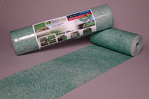 Grotrax''Big Roll'' (100 Square Foot Roll) Grass Seed roll by Grotrax (Image #2)