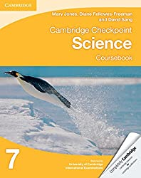 Cambridge Checkpoint Science Coursebook 7 (Cambridge International Examinations)