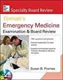 img - for McGraw-Hill Specialty Board Review Tintinalli's Emergency Medicine Examination and Board Review 7th edition book / textbook / text book