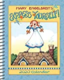 img - for Mary Engelbreit 2020 Monthly/Weekly Planner Calendar: Express Yourself book / textbook / text book