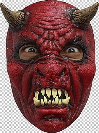 Careta de Diablo Rabioso: Amazon.es: Juguetes y juegos